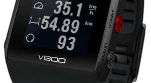 Polar V800, probably the best waterproof fitness tracker