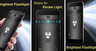 how Flashlight LED Light works