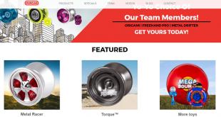 Yo-yo.com screenshot