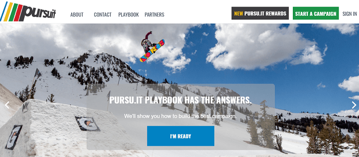 Pursu.it niche crowdfunding platfor for athletes