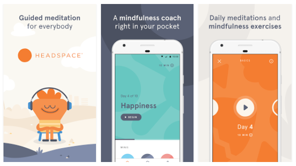Headspace: Guided Meditation & Mindfulness