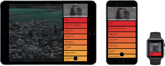 Serato Pyro dj app for iOS