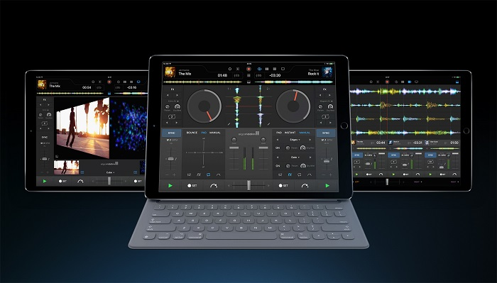 Djay Pro for iPad