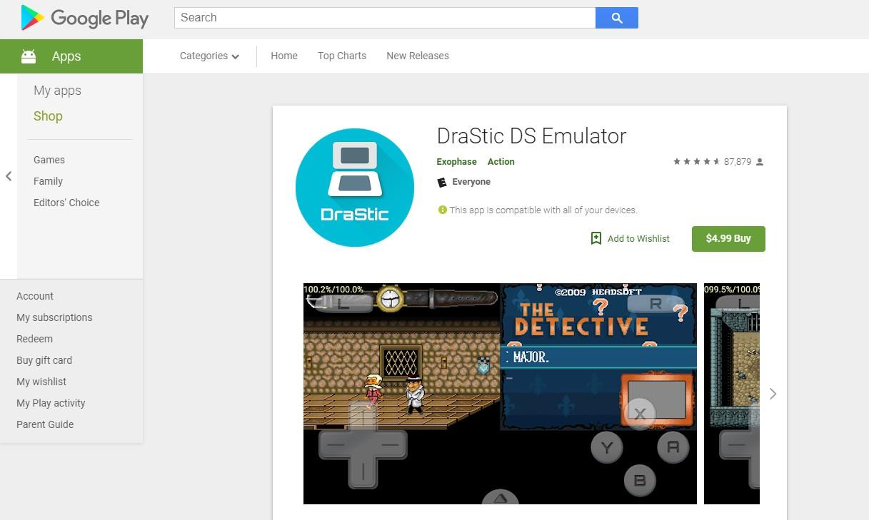 how to download nintendo ds emulator