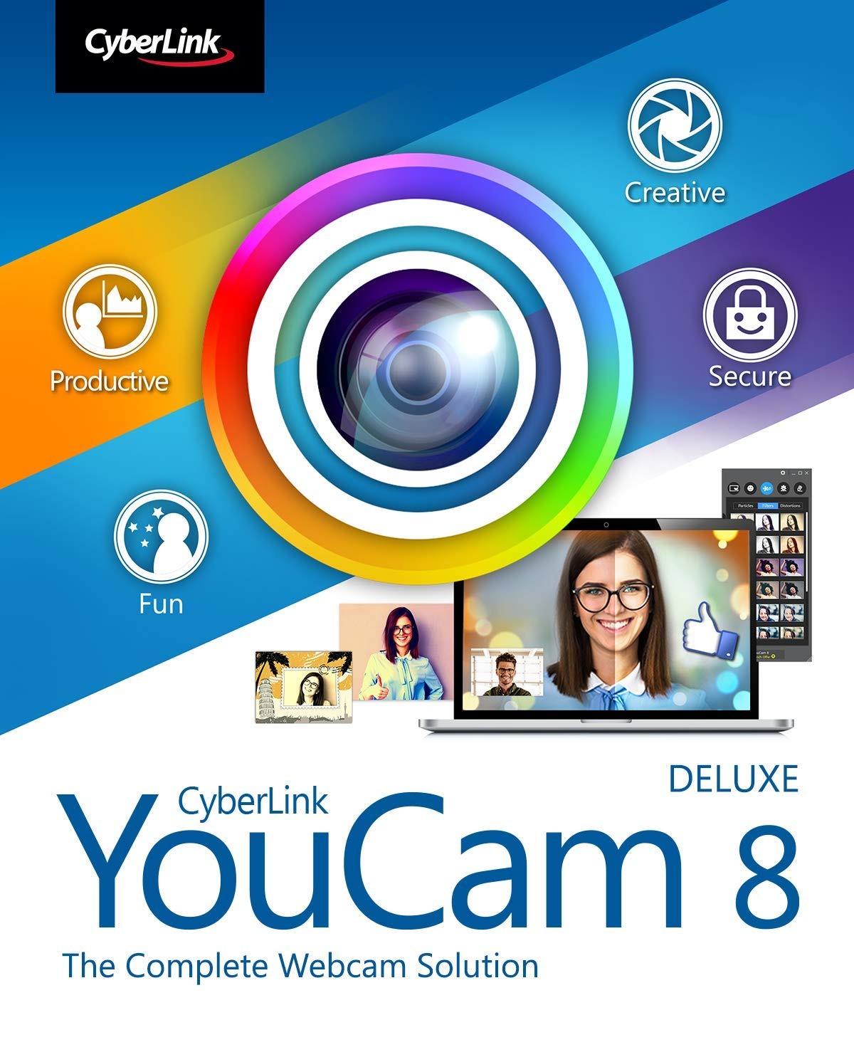 Top 10 Best Webcam Software Revealed - White summary