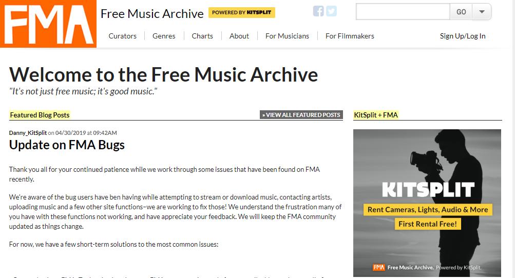 freemusicarchive.org